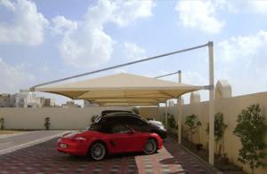 تركيب مظلات مواقف سيارات في الرياض  
