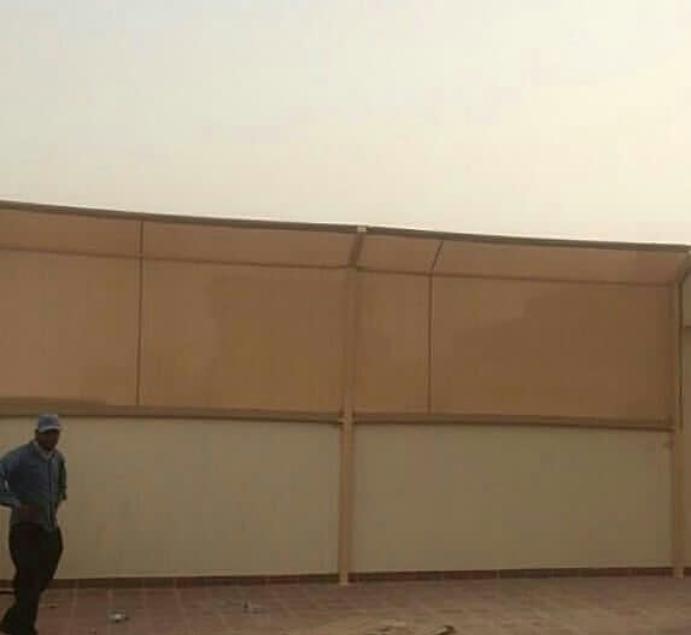 سواتر قماش الرياض