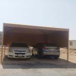 مظلات مواقف سيارات في الرياض