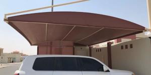 مظلات مواقف سيارات في الرياض بسعر رخيص 2019