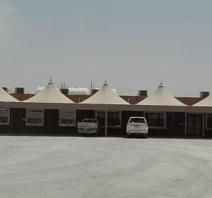 مظلات مواقف سيارات الرياض