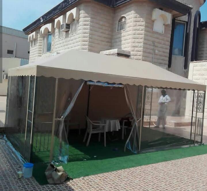 مظلات سواتر البازوم الرياض 