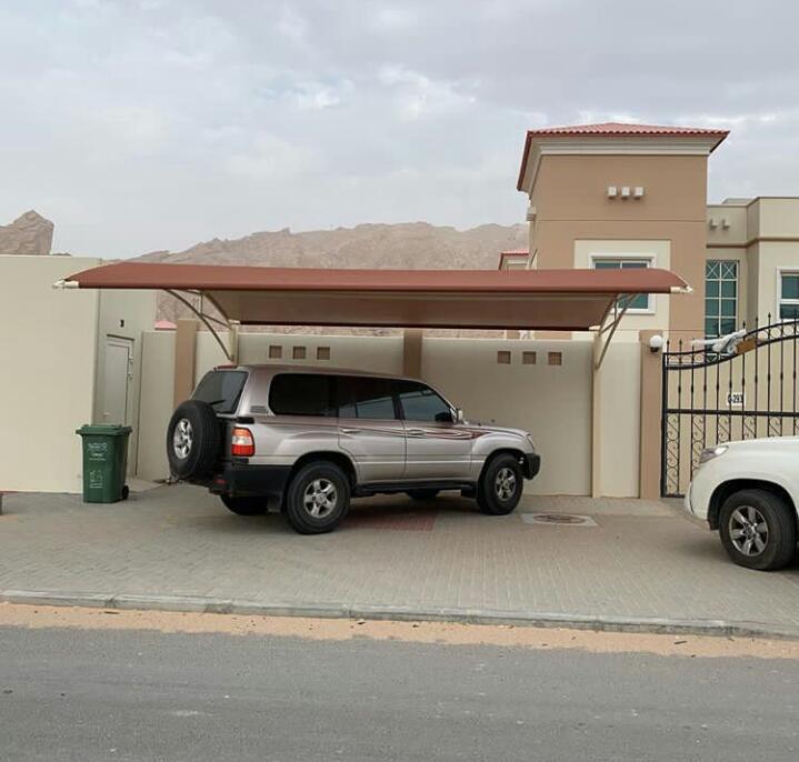 مظلات سيارات في الرياض