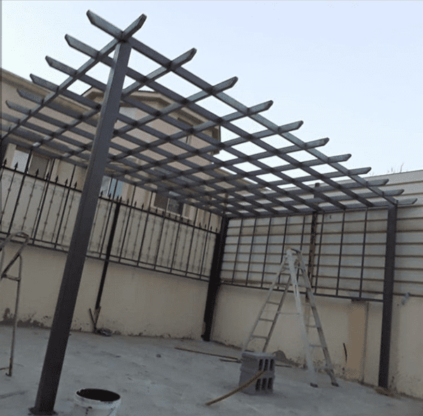 تركيب مظلات استراحات للحدائق في الرياض