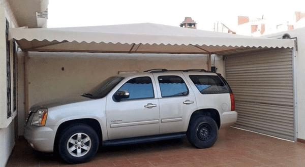 تركيب مظلات للسيارات في الرياض 