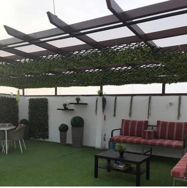 صور مظلات اسطح المنزل بالرياض