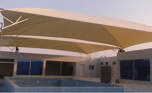 مظلات وسواتر شرق الرياض